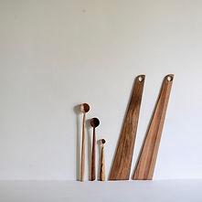 spoons + spatulas