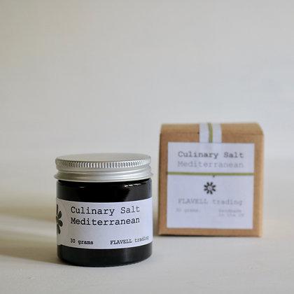 Mediterranean Flavoured Culinary Salt
