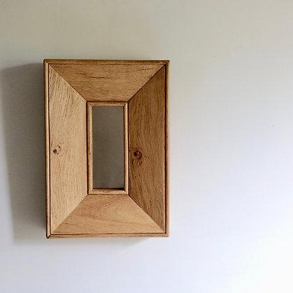Mirror in Oak Frame