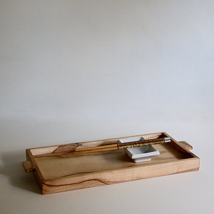 Simple Tray in Sycamore