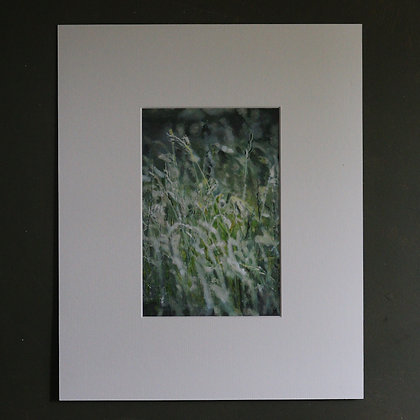 'Soft Grass' Painting