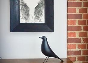 Original Prints Need Frames - Geoffrey Powell