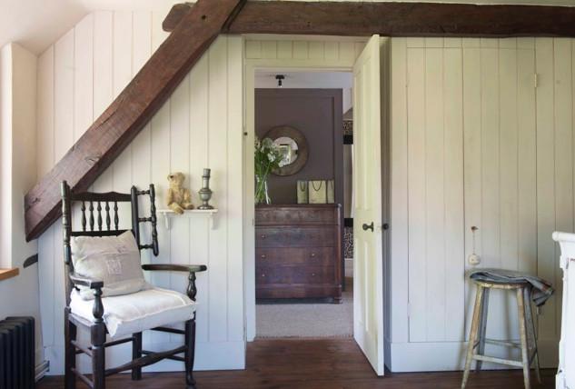 guest bedroom/landing