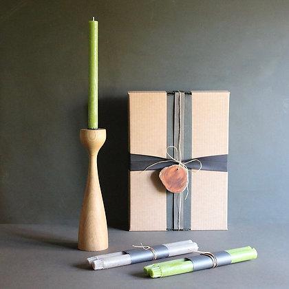 'Yann' Candlestick Gift Box