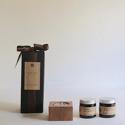 Salt Gift Box 2 + Pinch Pot
