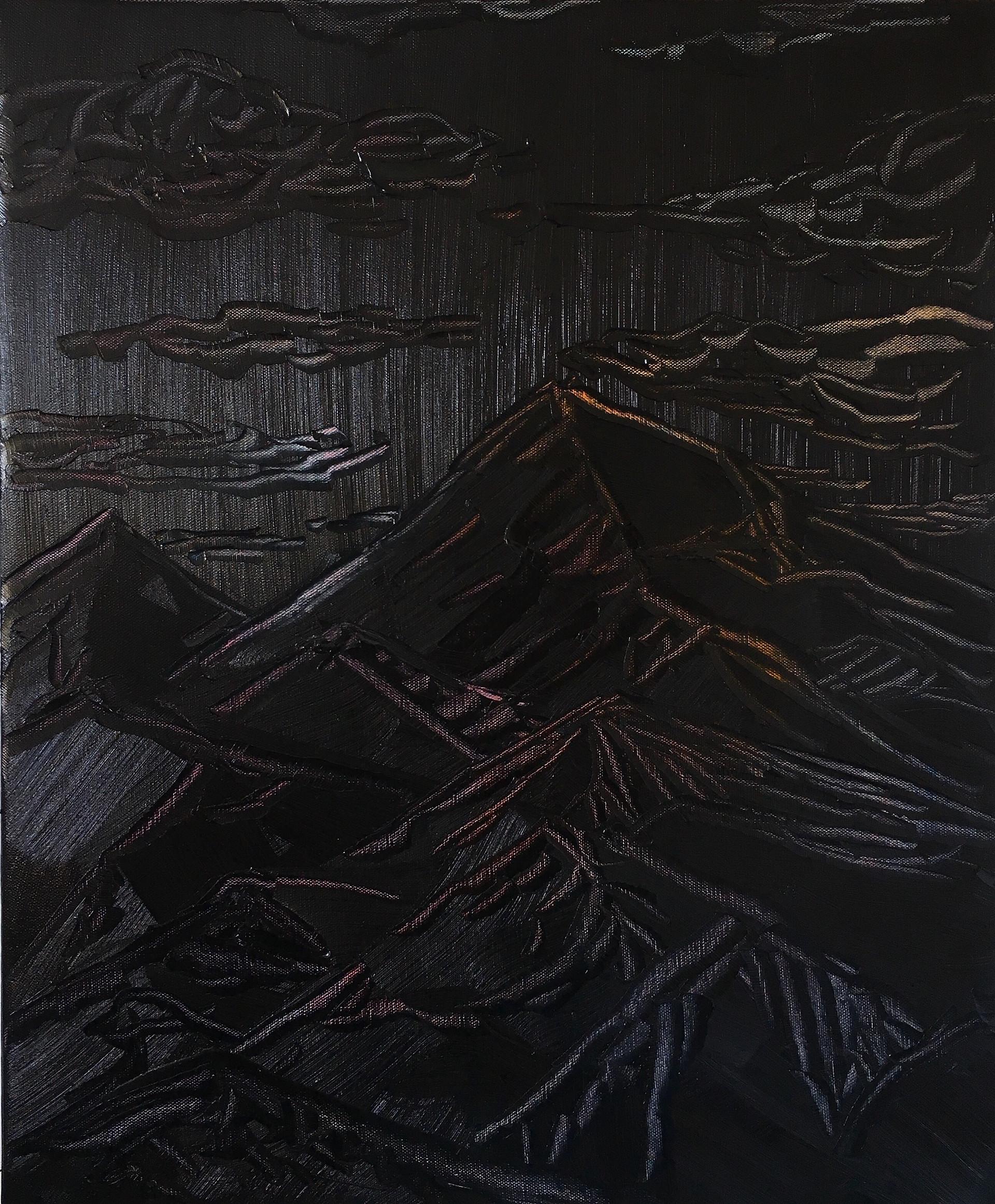 Crayon mountain