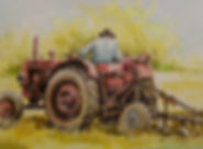 Nuffield plough