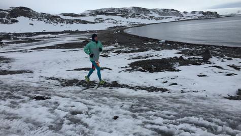 Running on the Coast