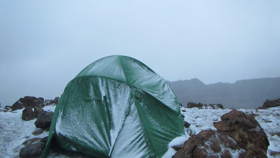 Snow Tent