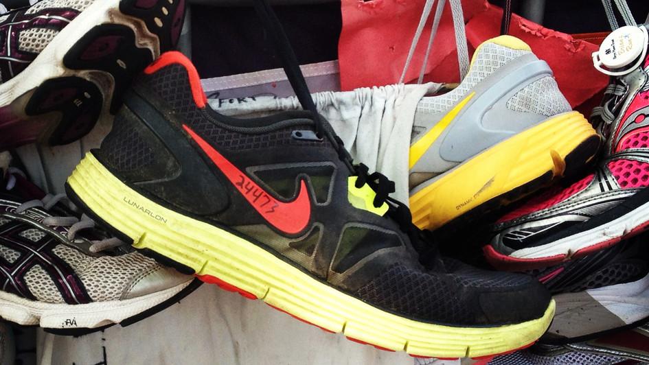 Bobby's Shoe