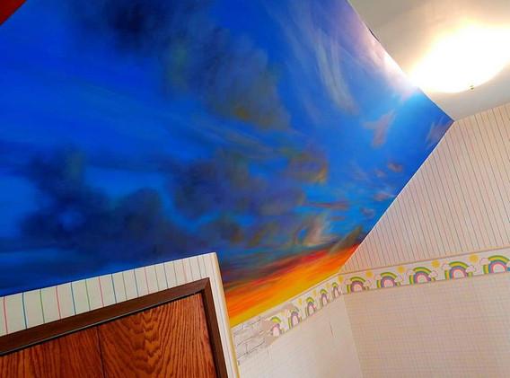 """""""Sunset Mural"""""""