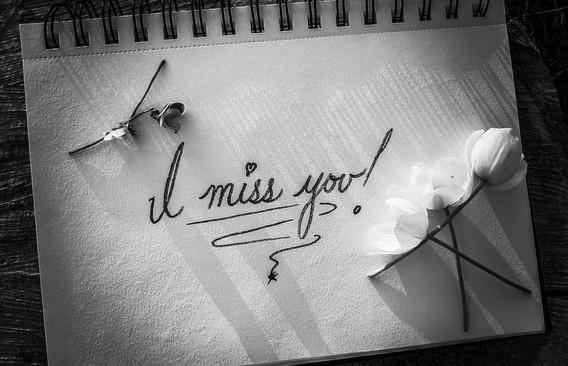 """I Miss You"""