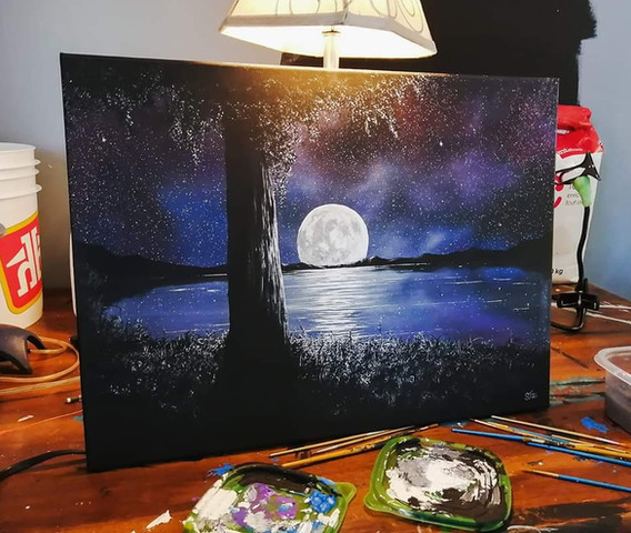 """""""By The Moon's Light"""""""