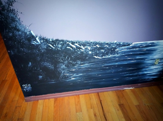 """""""Blake Mural (9)"""""""