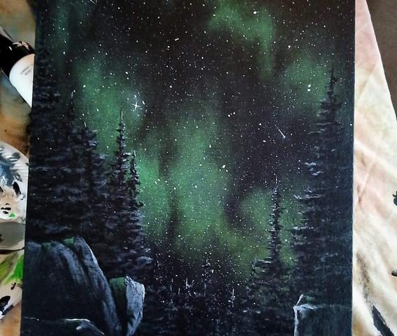 """""""Emerald Skies"""""""
