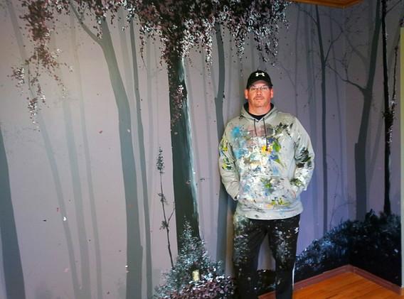 """""""Blake Mural"""""""