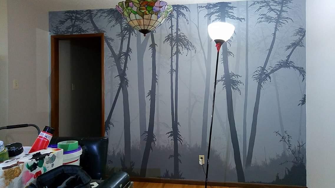 """""""Tree Mural"""""""