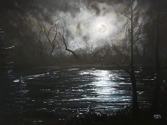 """Drifting to Darkness"""