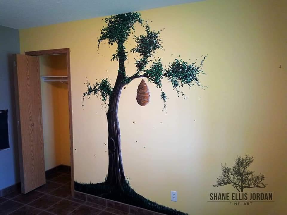 """""""Nursery Mural"""""""