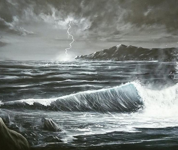 """""""End of The Storm"""""""