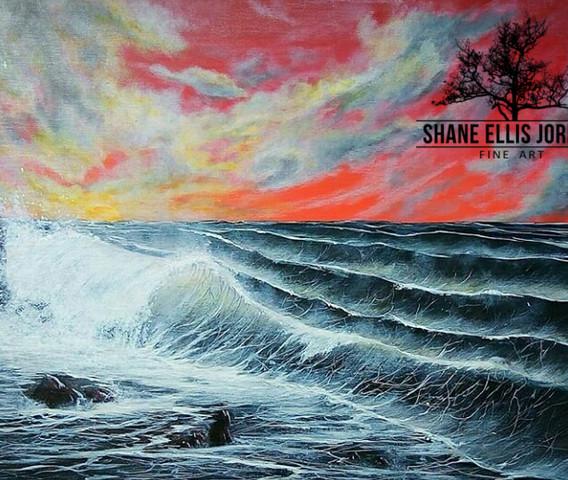 """""""Sunset Delight"""""""