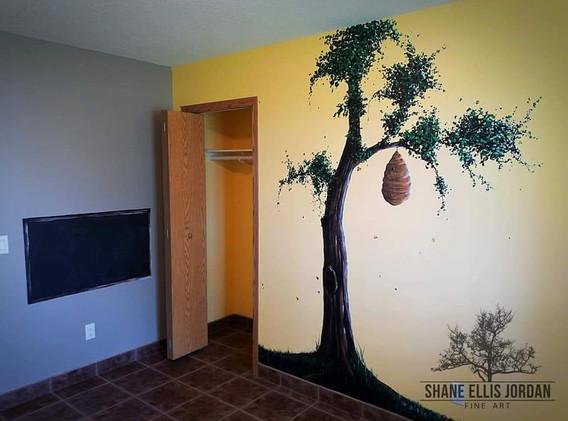 """""""Nursery Mural (2)"""""""