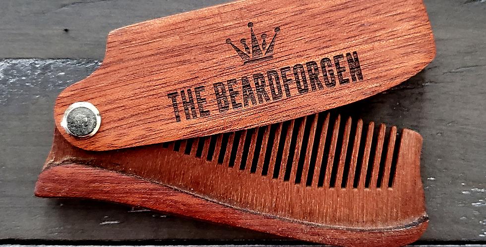 Red Sandalwood Flip Comb