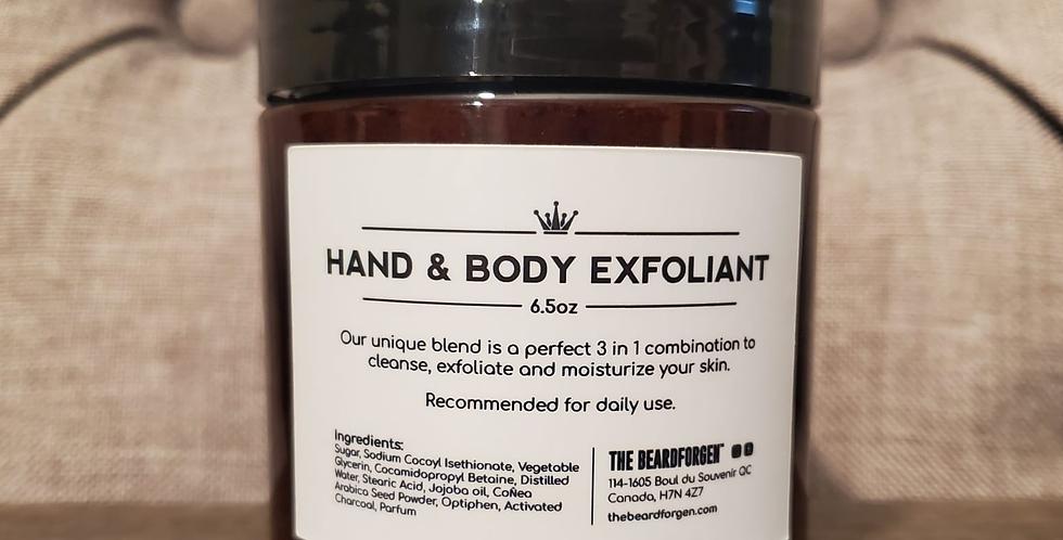 The Hand & Body Exfoliant