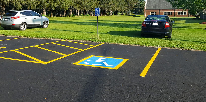 ADA Handicapped Space