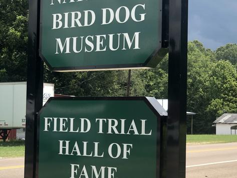 The National Bird Dog Museum, Grand Junction TN