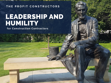 Humility – the Path to Leadership part 2