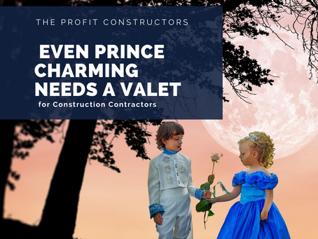 Prince Charming Needs A Valet