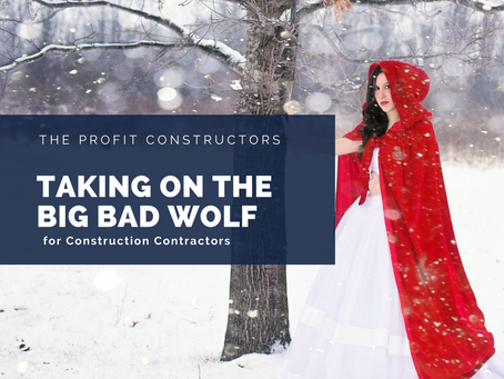 Taking on The Big Bad Wolf