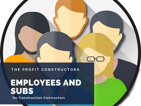Employees and Subcontractors WOM series