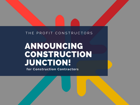Construction Junction Podcast!
