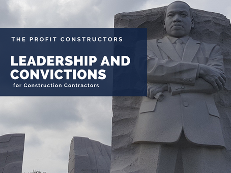 Convictions Required for Leadership part 3