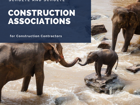 Construction Associations for Profit and Pleasure