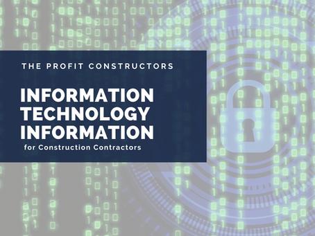 Information Technology Information