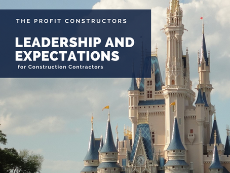 Great Expectations in Leadership part 4
