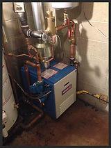 Boiler, System, Install