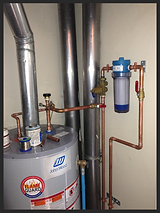 Filter, Hot Water, System, Copper, Shutoff, Main Water