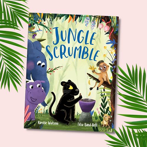 Jungle Scrumble (Pre-Order)