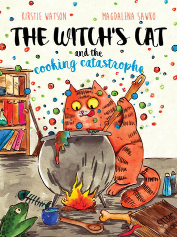 The Witch's Cat and The Cooking Catastrophe