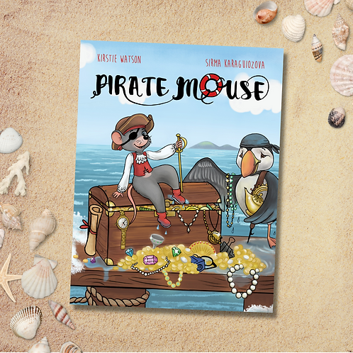 Pirate Mouse - Paperback