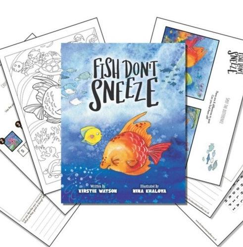 Fish Don't Sneeze - Activity Pack