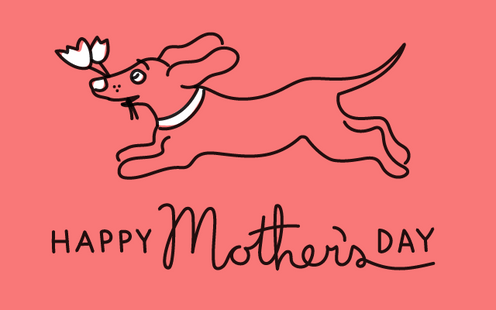 2018_Happy_Mothers_Day_DogRun_e-Gift_Car