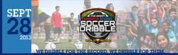 [ America SCORES ] Soccer Dribble