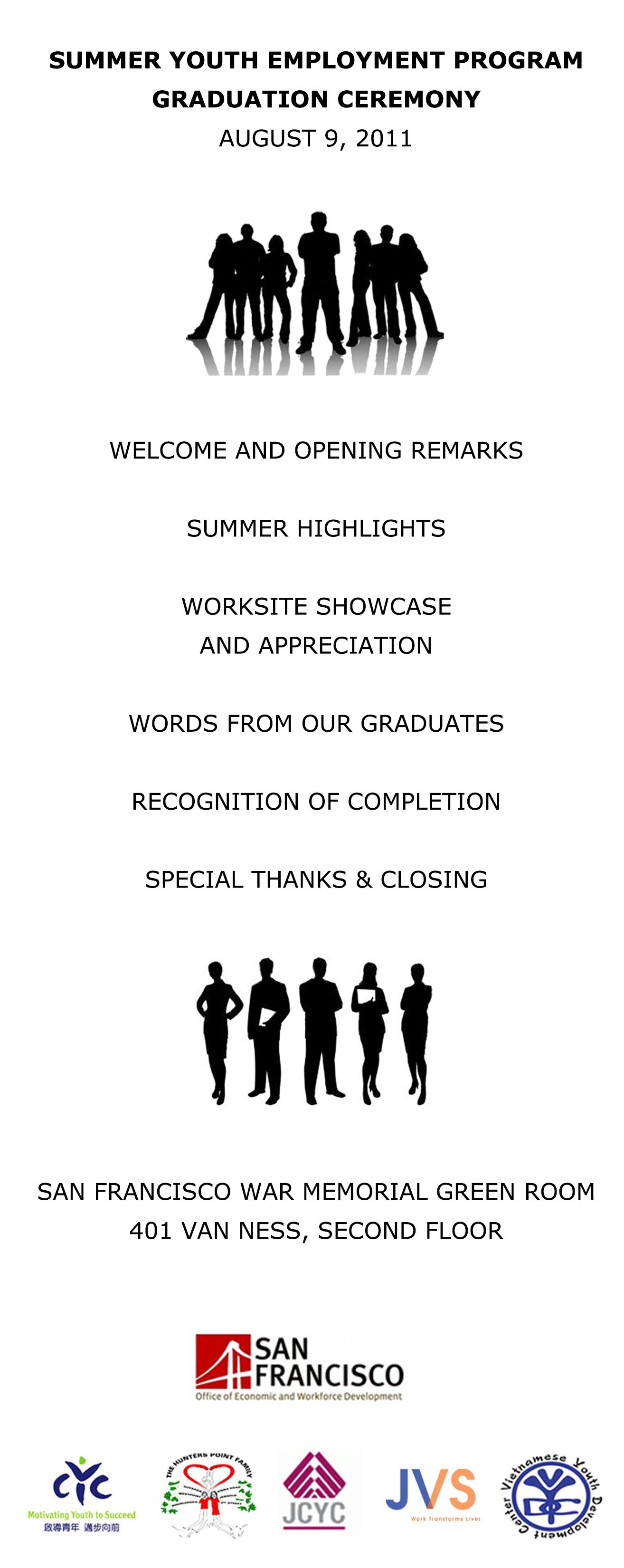 [ JCYC ] SYEP Graduation