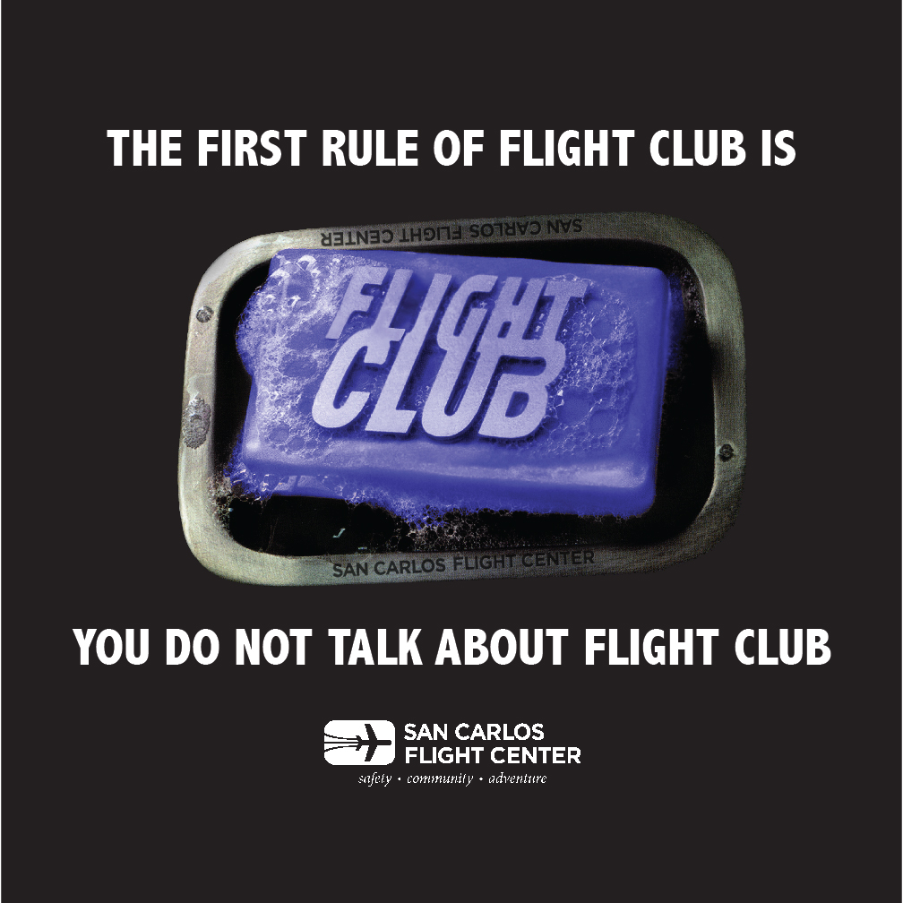 [ San Carlos Flight Center ]