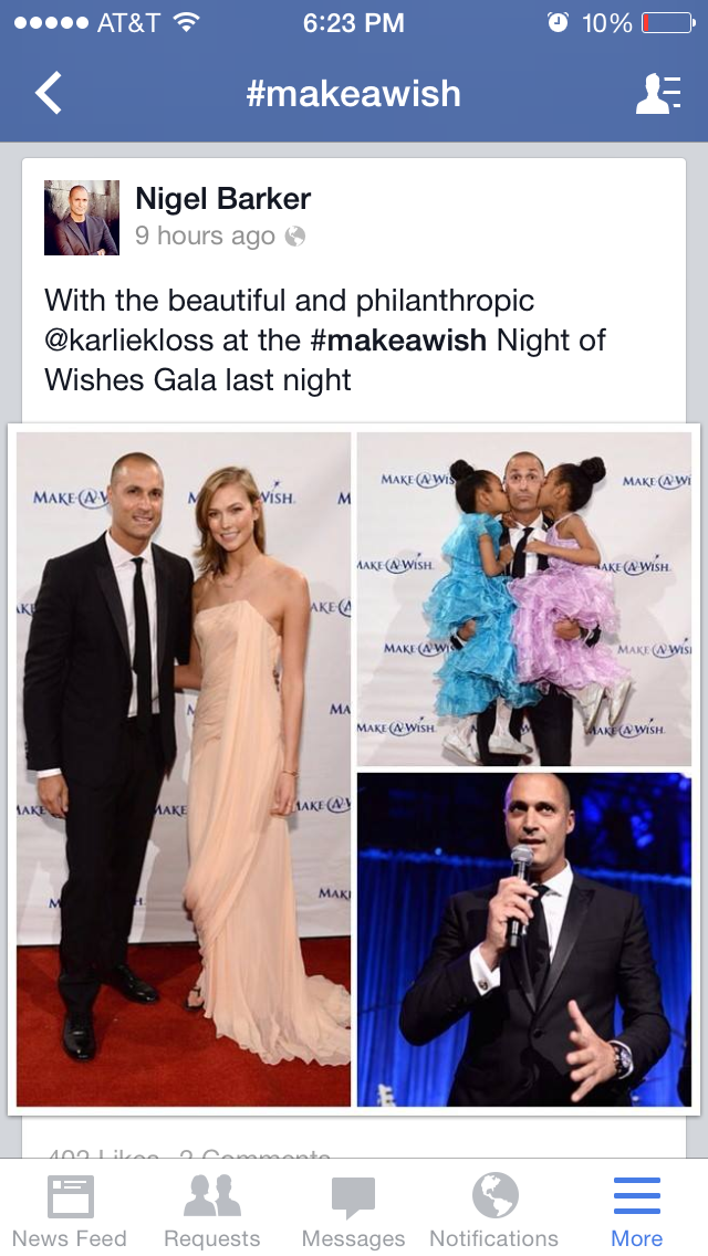 [ Make-A-Wish ] Annual Gala